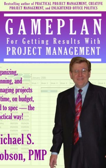 Gameplan for Getting Results with Project Management